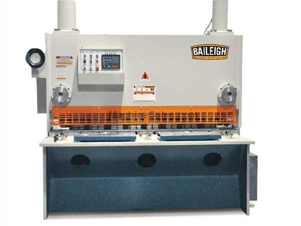 "0.25"" Cap. 70.8"" Width Baileigh SH-70250-HD NEW SHEAR, 10 hp, 220v, 3ph"