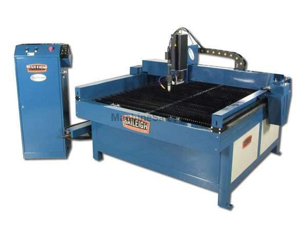 Baileigh PT-44VH CNC PLASMA CUTTER, 4' x 4' CNC Plasma Cutting Table w/Variable Height