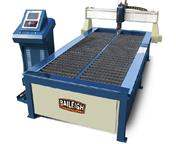 Baileigh PT-510HD CNC PLASMA CUTTER, 5' x 10' CNC Plasma Cutting Table, 220v