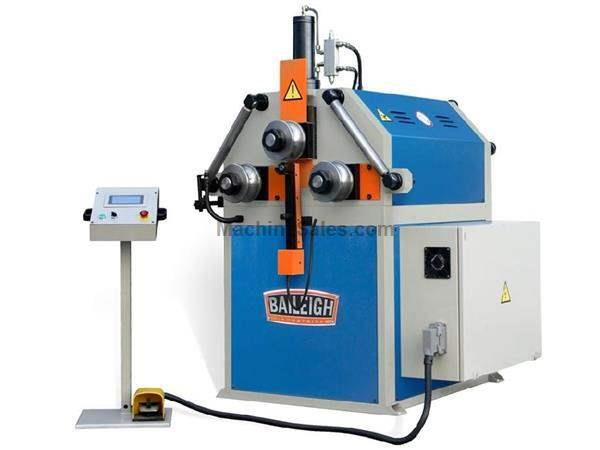 "2.5"" THICKNESS Baileigh R-CNC55 NEW BENDING ROLL, 220v 3-phase CNC"