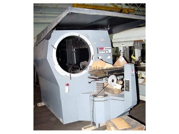 "30"" Screen 18 Jones & Lamson EPIC-230 OPTICAL COMPARATOR, Metronics Quadra-Chek 2000 2-ax Cntrl"