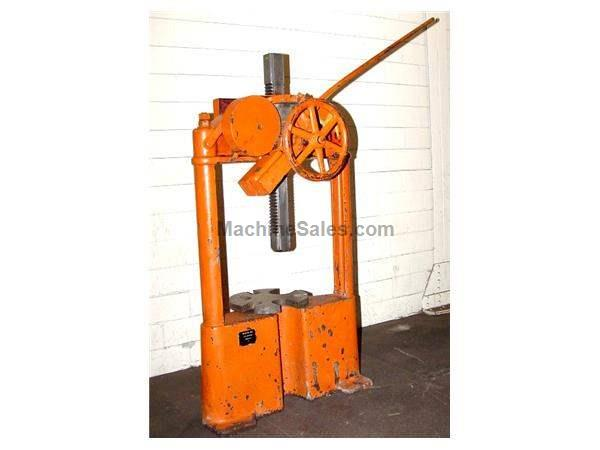 15 Ton Unknown ARBOR PRESS