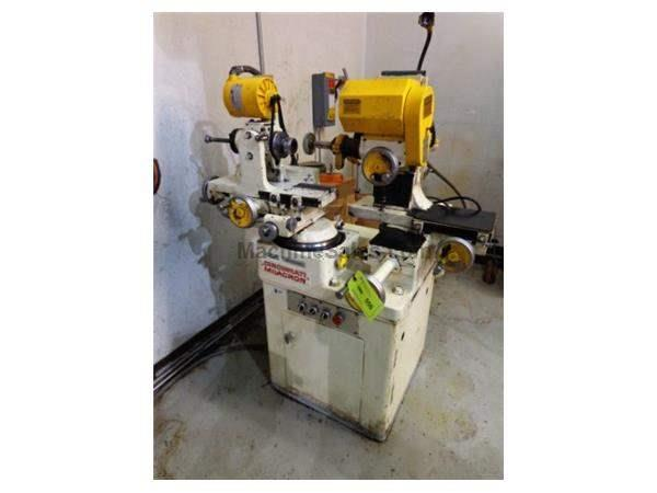 Cincinnati-Milacron MONOSET MODEL #MT TOOL & CUTTER GRINDER, HARD WAYS & SCREWS, TOOLING PACKAGE