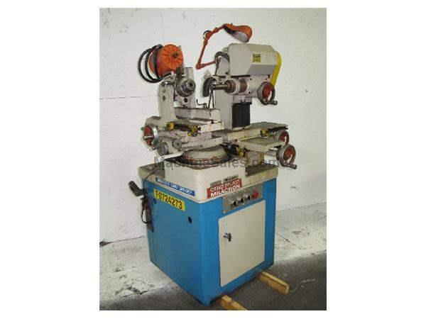 Cincinnati-Milacron MONOSET MODEL #MT TOOL & CUTTER GRINDER, POWER WKHD., HARD WAYS & SCREWS