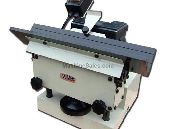 Baileigh CM-6 CHAMFERING MACHINE, adjustable angle from 15 to 45 degrees