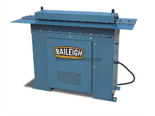 20Ga Cap. Baileigh AG-20 LOCKFORMER, Do it all HVAC machine