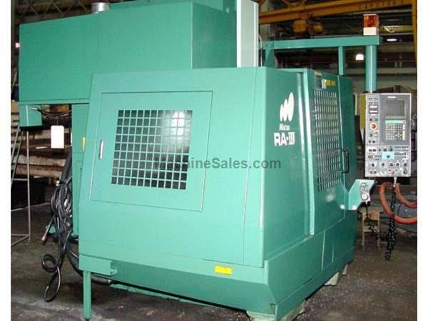 "31.5"" X Axis 17.32"" Y Axis Matsuura RA-IIIF VERTICAL MACHINING CENTER, Yasnac I-"