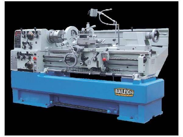 "18"" Swing 60"" Centers Baileigh PL-1860E ENGINE LATHE, 2-3/8"" SPINDLE BORE, 7-1/2 HP PRECISION LATHE"
