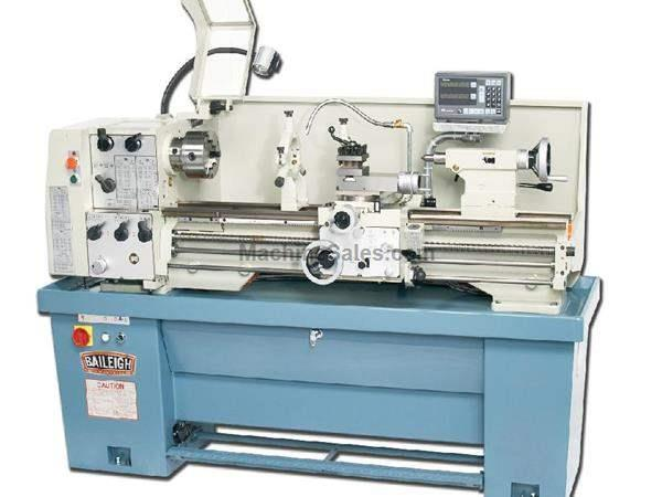 "14"" Swing 40"" Centers Baileigh PL-1440 ENGINE LATHE, 220V 3-PHASE 3 HP PRECISION LATHE"
