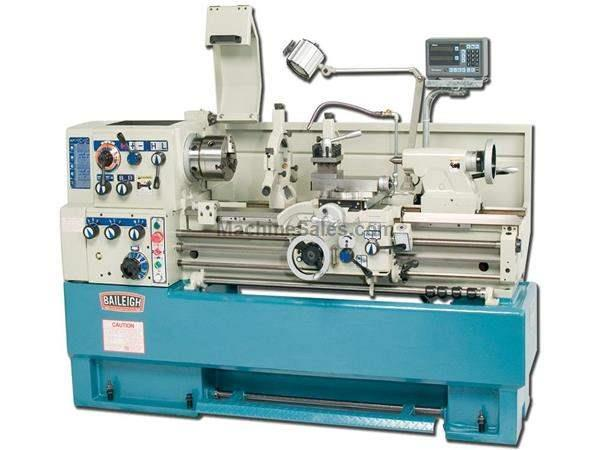 "16"" Swing 40"" Centers Baileigh PL-1640 ENGINE LATHE, 220V 3-PHASE 7-1/2 HP PRECISION LATHE"