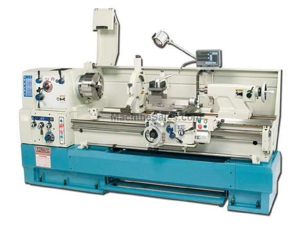 "20"" Swing 60.25"" Centers Baileigh PL-2060 ENGINE LATHE, 220V 3-PHASE 15 HP PRECISION LATHE"