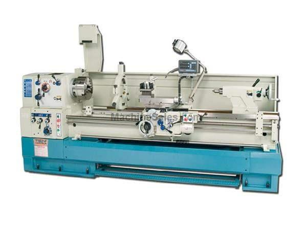"20"" Swing 80.313"" Centers Baileigh PL-2080 ENGINE LATHE, 220V 3-PHASE 15 HP PREC"