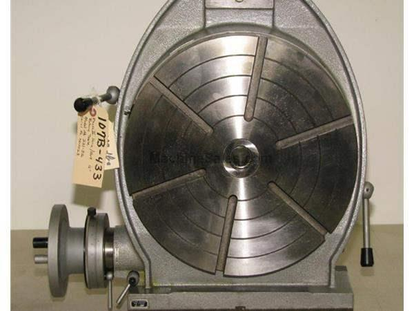 "Phase II 16"" Horizontal/Vertical Rotary Table"