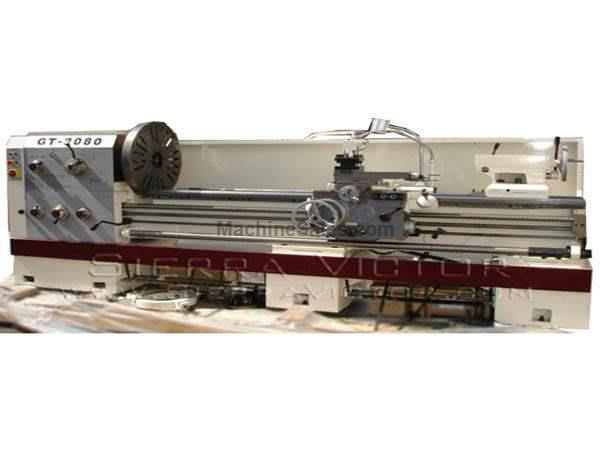 "20"" x 80"" GMC® Precision Gap Bed Lathe"