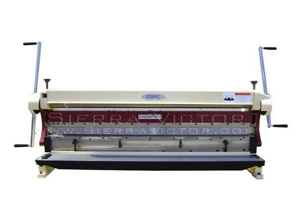 "52"" (4') x 16 ga GMC® Shear / Brake / Roll"