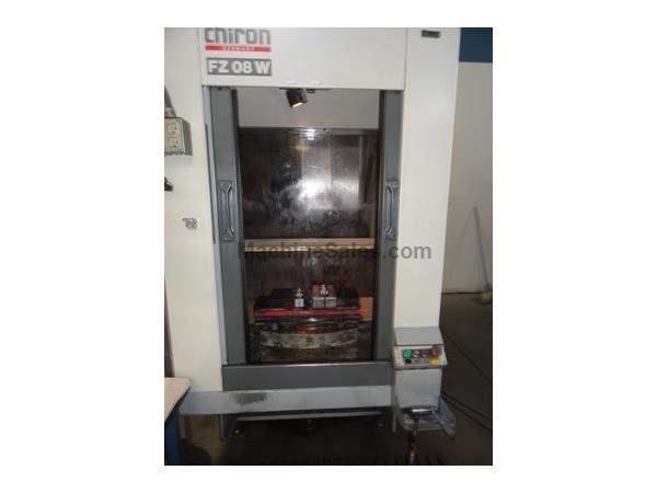Used 1998 FZ08W Chiron Vertical Machining Center