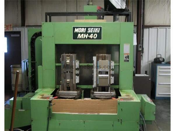 1988 Mori MH40 CNC Horizontal Machining Center