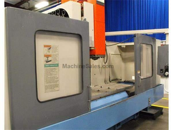 MAZAK MAZATECH V-655B CNC VERTICAL MACHINING CENTER