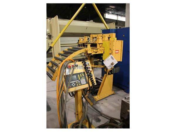 ROWE COMBINATION SERVO FEED AND STRAIGHTENER