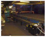 ESAB SABRE 1000 CNC PLASMA CUTTER