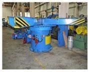 BRANER 20000 LB. 4-ARM TURNSTILE