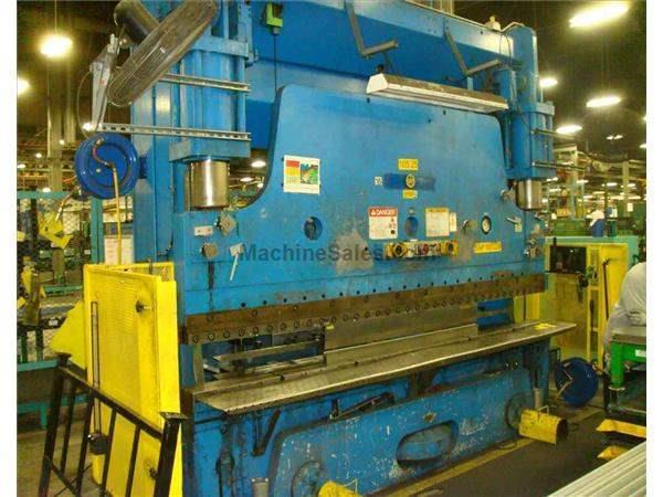 CINCINNATI 230AS10 3-AXIS HYDRAULIC CNC PRESS BRAKE