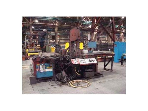 DO-ALL TF-2020A VERTICAL BAND SAW