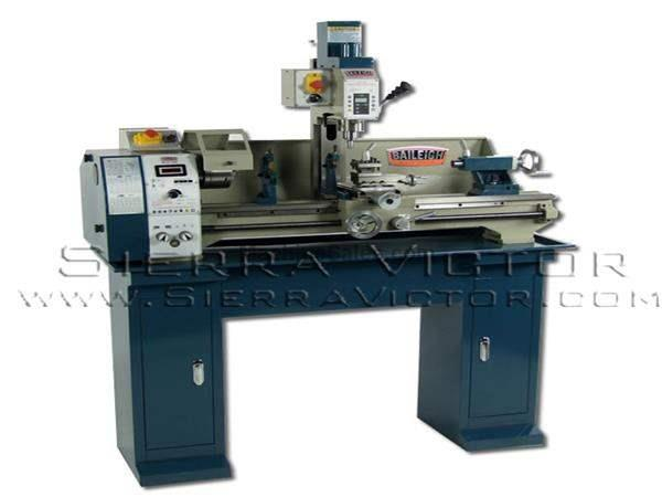 BAILEIGH® 3 in 1 Machine - Lathe/Mill/Drill