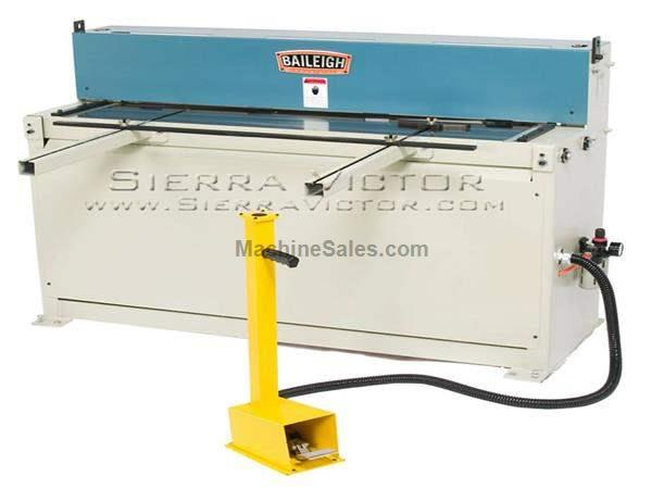 "52"" (4') x 16 ga BAILEIGH® Pneumatic Shear"