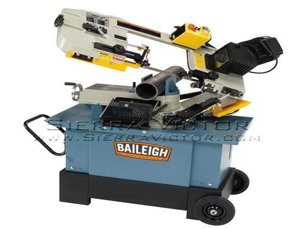 "7"" x 10"" BAILEIGH® Horizontal & Vertical Band Saw"