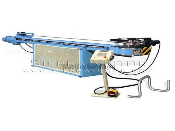 "2.360"" x .118"" BAILEIGH® Mandrel Tube Bending Machine"