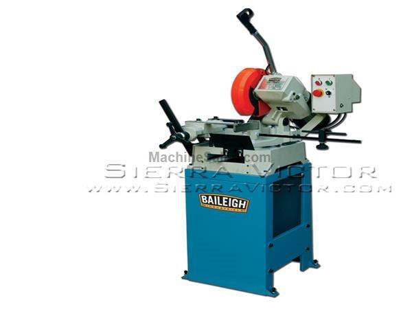 "10"" BAILEIGH® Euro-Style Manually Operated Cold Saw"