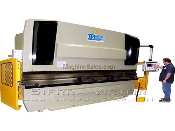 250 Ton x 13' U.S. INDUSTRIAL® CNC Hydraulic Press Brake