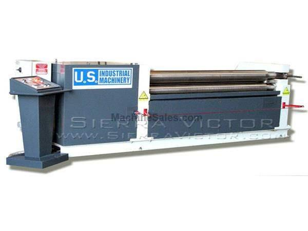 "6' x 1/4"" U.S. INDUSTRIAL® Initial Pinch Plate Roll"
