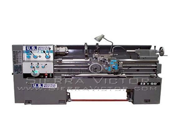 "14"" x 40"" U.S. INDUSTRIAL® Conventional Gap Bed Lathe"