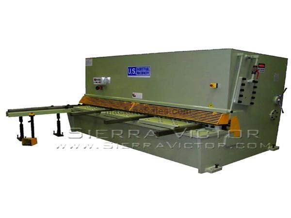 "10' x 3/4"" U.S. INDUSTRIAL® Hydraulic Shear"