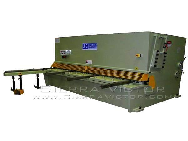 "13' x 5/8"" U.S. INDUSTRIAL® Hydraulic Shear"