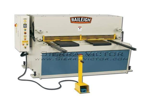 "4' (52"") x 3 ga BAILEIGH® Hydraulic Shear with NC Control"