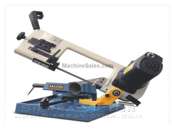 "5"" BAILEIGH® Portable Metal Cutting Band Saw"