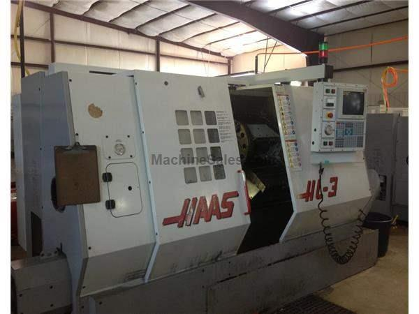 1998 Haas HL-3 CNC Turning Center