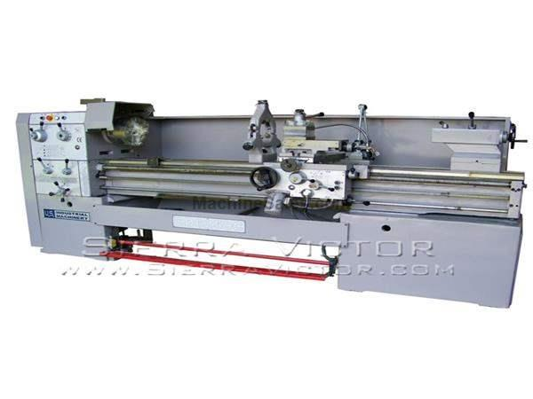 "20"" x 80"" U.S. INDUSTRIAL® Geared Head Gap Bed Lathe"
