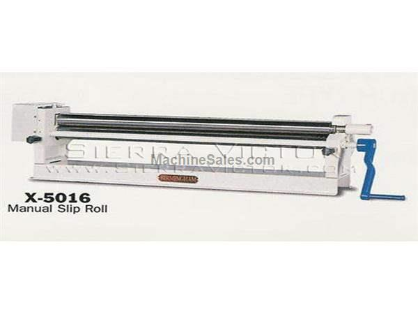 "36"" x 22 ga BIRMINGHAM® Manual Slip Roll"