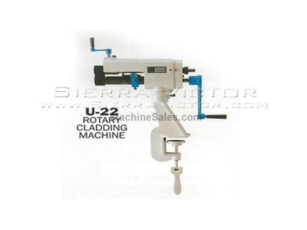 "22 ga x 7"" BIRMINGHAM® Bench Rotary Machine"