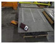 "500 LBS. ELECTROHYDRAULIC SCISSOR LIFT TABLE 41 1/2"" X 56"""