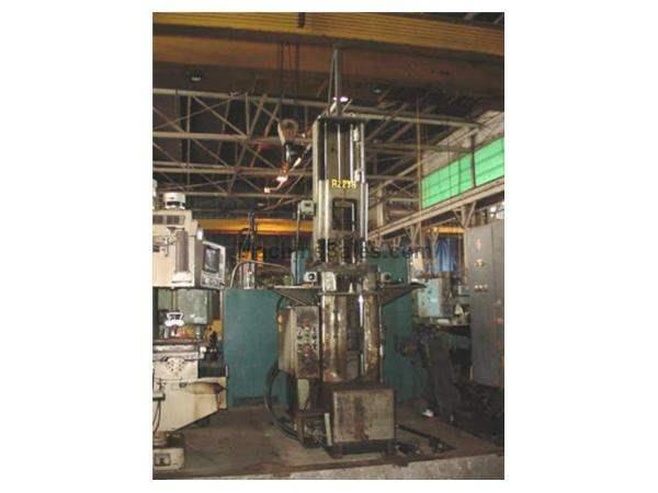 VT 630 PIONEER VERTICAL PULL DOWN BROACH MACHINE, 1996
