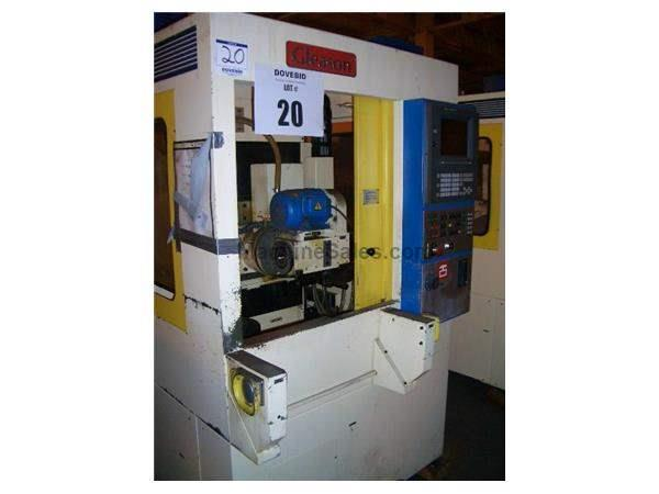 GTR250VG, GLEASON 5-AXIS, CNC GEAR CHAMFER DEBURR POINT ROUND MACHINE NEW 2000