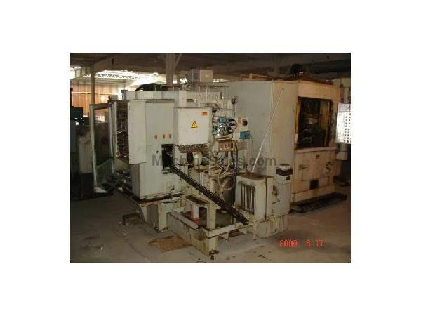 MODEL RA-200 PRAWEMA GEAR DEBURRER