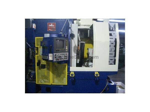 NO. 175 HC, GLEASON/PHOENIX 5-AXIS CNC HYPOID GEAR CUTTING MACHINE