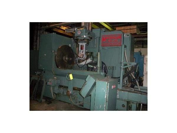 MODEL MHGG - 36 X 24 MICHIGAN HELICAL GEAR GRINDER