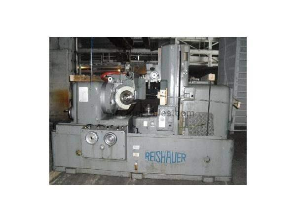 MODEL NO. ZB REISHAUER GEAR GRINDER, 1972